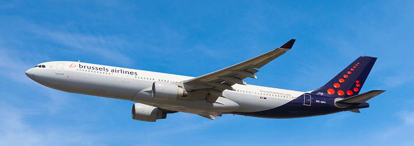 Brussels Airlines Gutschein