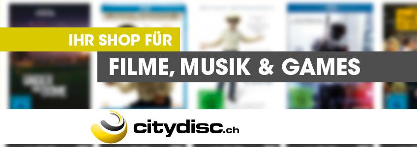 Citydisc Gutschein