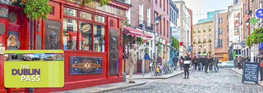 Dublin Pass Gutschein