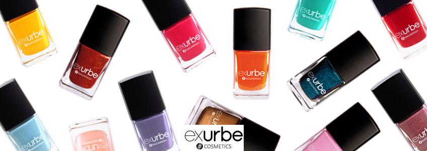 Exurbe Cosmetics Gutschein