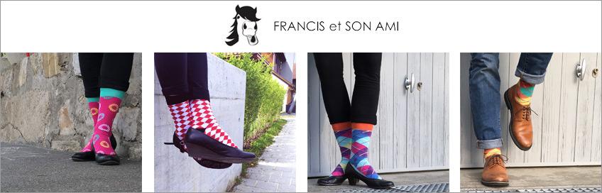 FRANCIS et SON AMI Gutschein