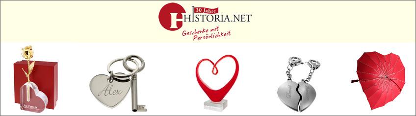 HISTORIA Gutschein