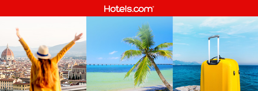 Hotels.com Gutschein