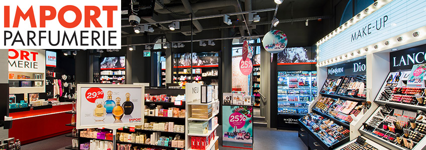 Import Parfumerie Gutschein