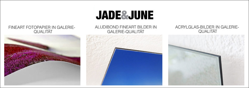 Jade & June Gutschein