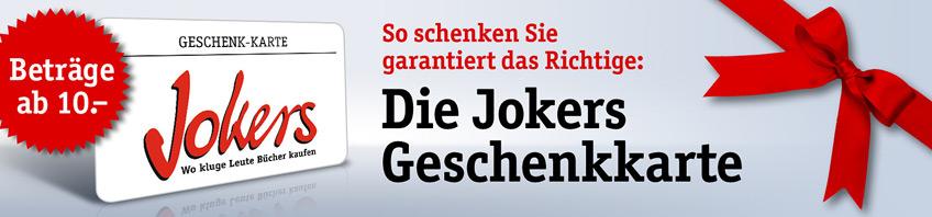 Jokers Gutschein