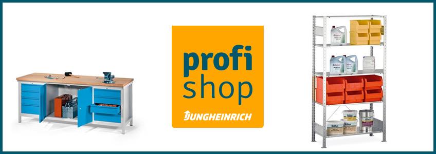 Jungheinrich Profishop Gutschein