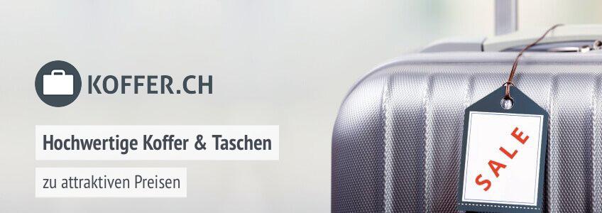 Koffer.ch Gutschein