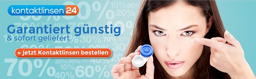 Kontaktlinsen24 Gutschein