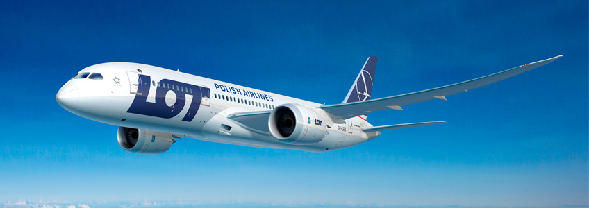 LOT Polish Airlines Gutschein