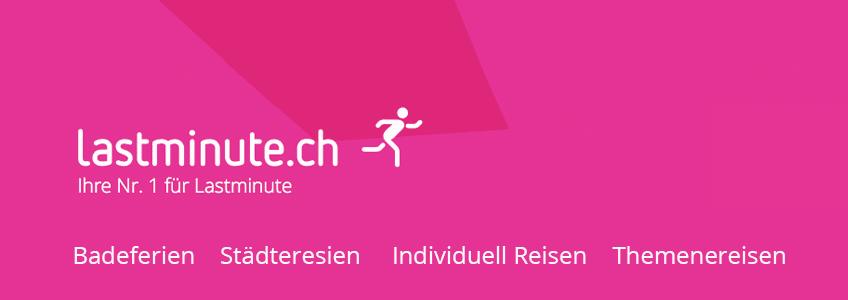 lastminute.ch Gutschein