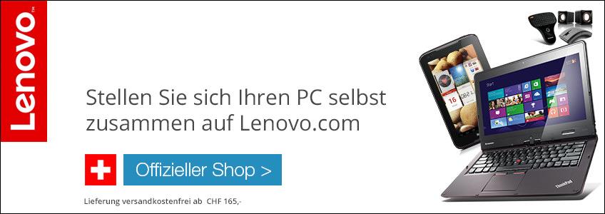 Lenovo Gutschein