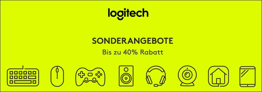 Logitech Gutschein