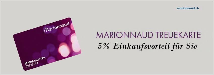 Marionnaud Gutschein