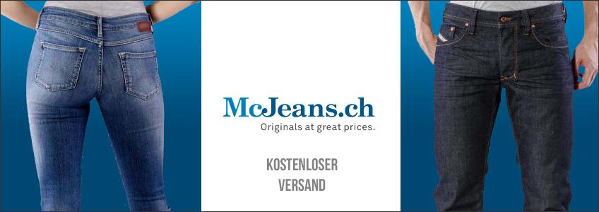McJeans Gutschein
