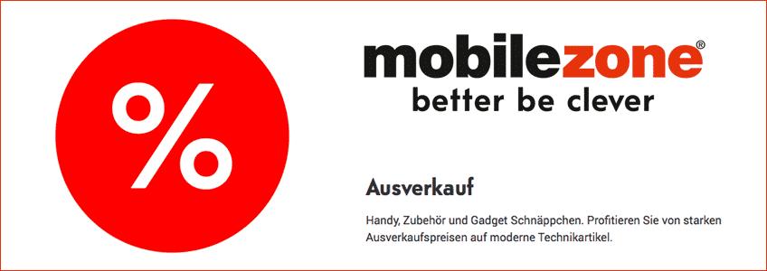 mobilezone Gutschein