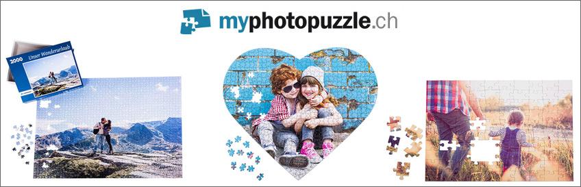 myphotopuzzle Gutschein