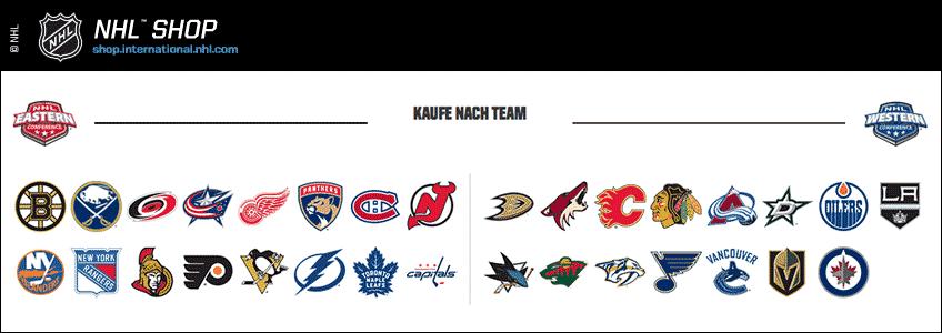 NHL Shop Gutschein