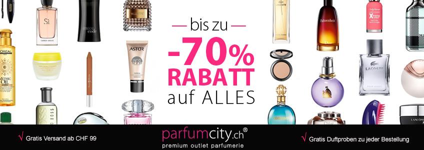 Parfumcity Gutschein