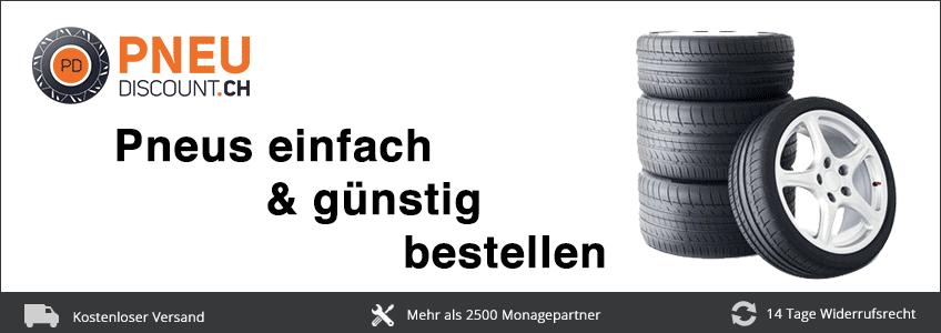 Pneudiscount Gutschein