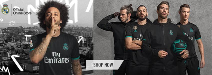 Real Madrid Shop Gutschein
