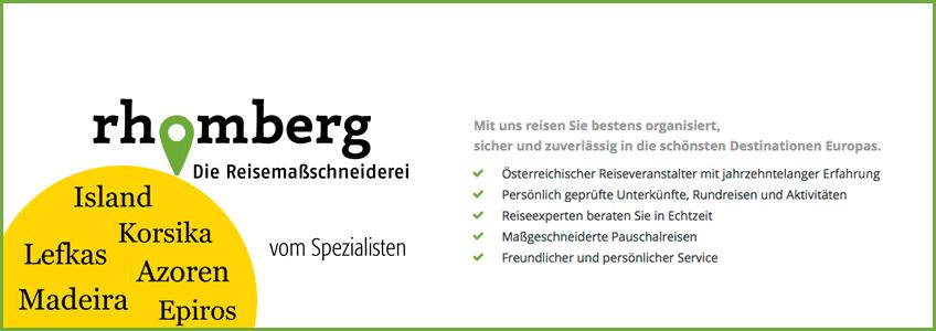 Rhomberg Reisen Gutschein