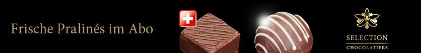 Selection Chocolatiers Gutschein