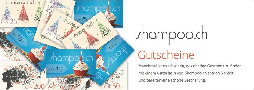 Shampoo Gutschein