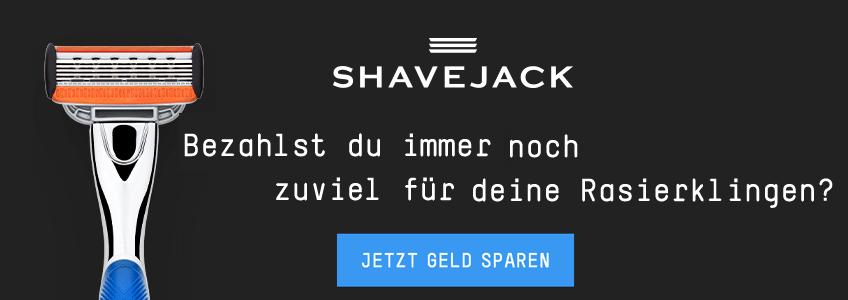 Shavejack Gutschein