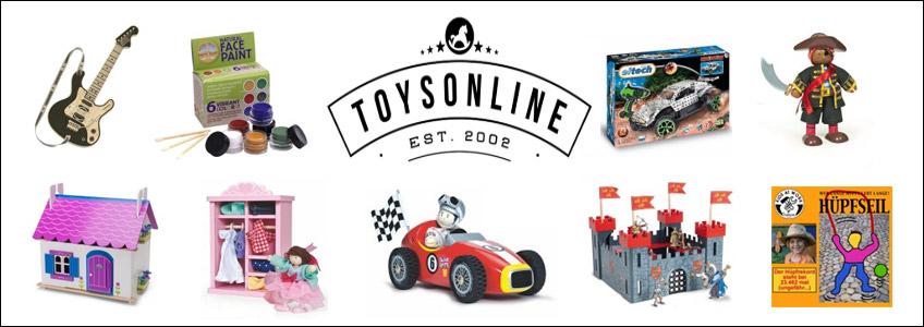 Toysonline Gutschein