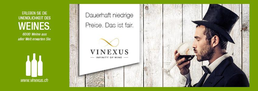 Vinexus Gutschein