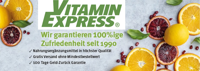 Vitaminexpress Gutschein