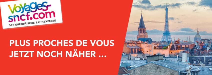 Voyages SNCF Gutschein