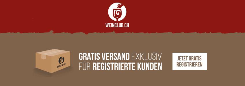 Weinclub Gutschein