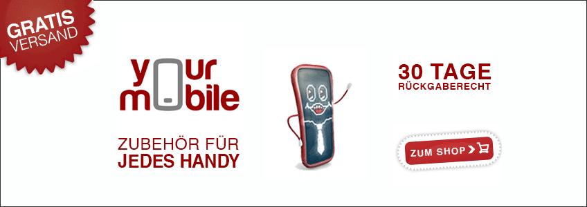 Yourmobile Gutschein
